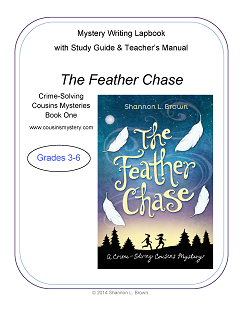 TheFeatherChase Mystery Lapbook Cover smaller for website