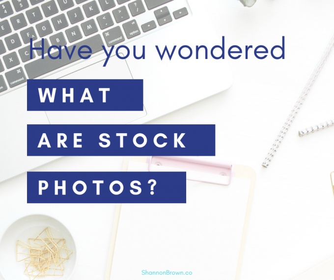 What Are Stock Photos?