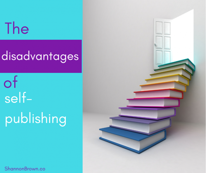 8 Disadvantages Of Self-Publishing